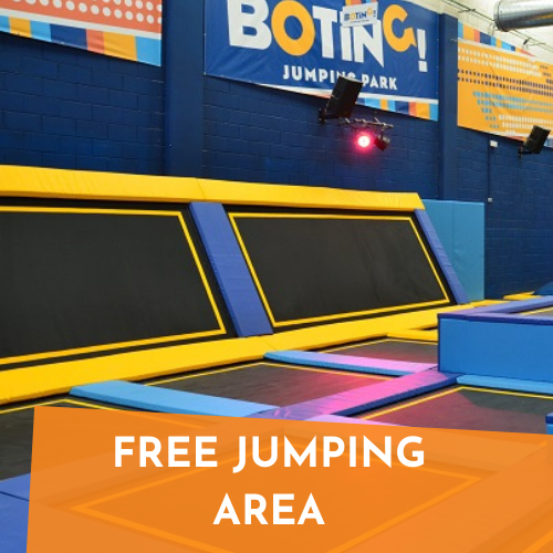 Free Jumping Area